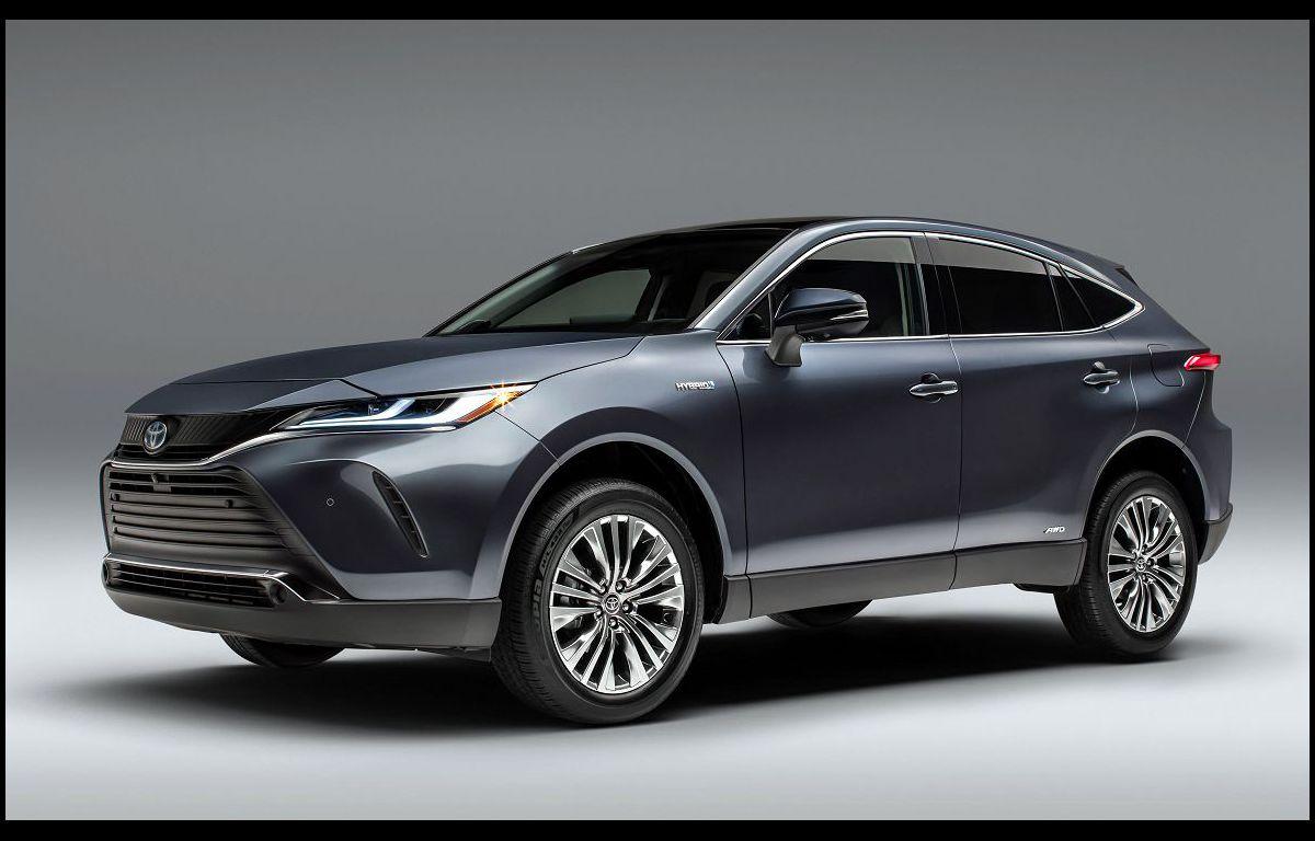 2022 Toyota Venza All Wheel Drive Availability Alternator Ad