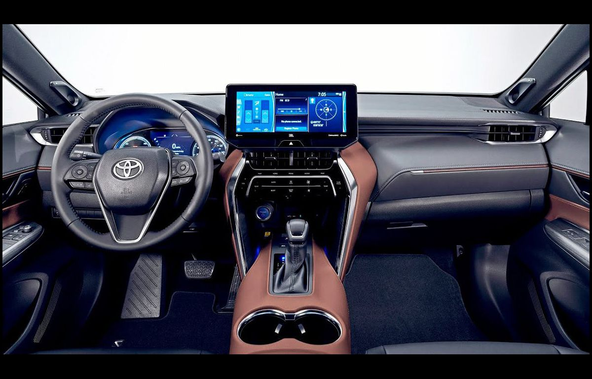 2022 Toyota Venza Colors Cargo Space Cost Common
