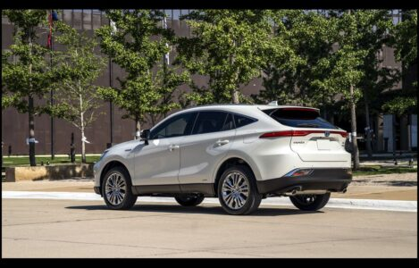 2022 Toyota Venza Prime 2021 Hybrid For Sale Review