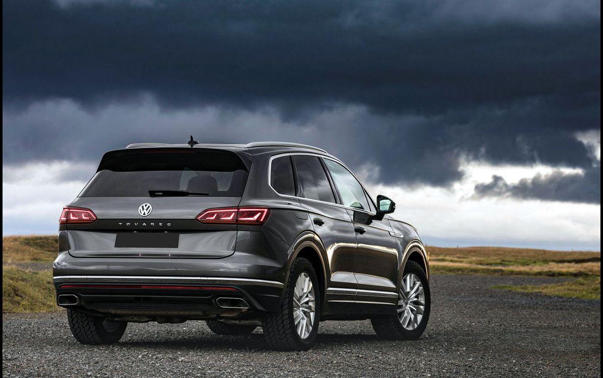 2022 Vw Touareg 2020 Volkswagen Usa Facelift 2021 Hybrid