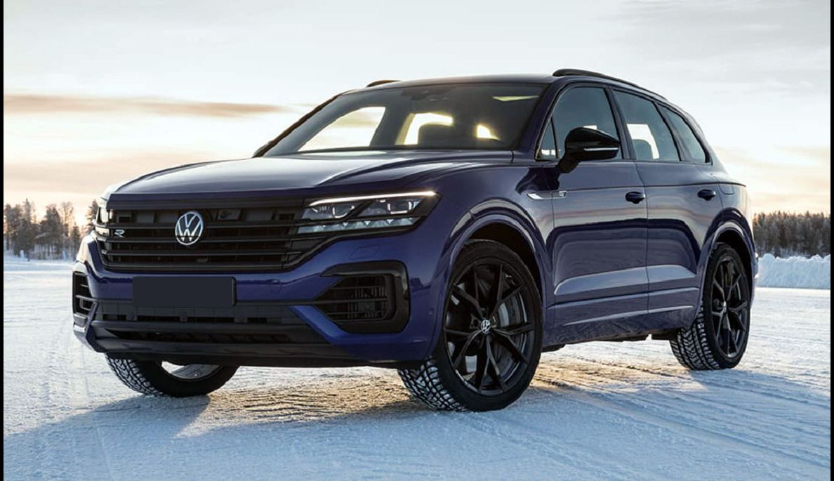 2022 Vw Touareg 7 Passenger For Sale Price Towing Capacity