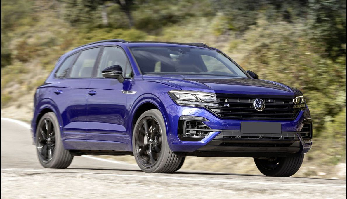 2022 Vw Touareg New 2019 Tdi V10 V8 6 Engine Release
