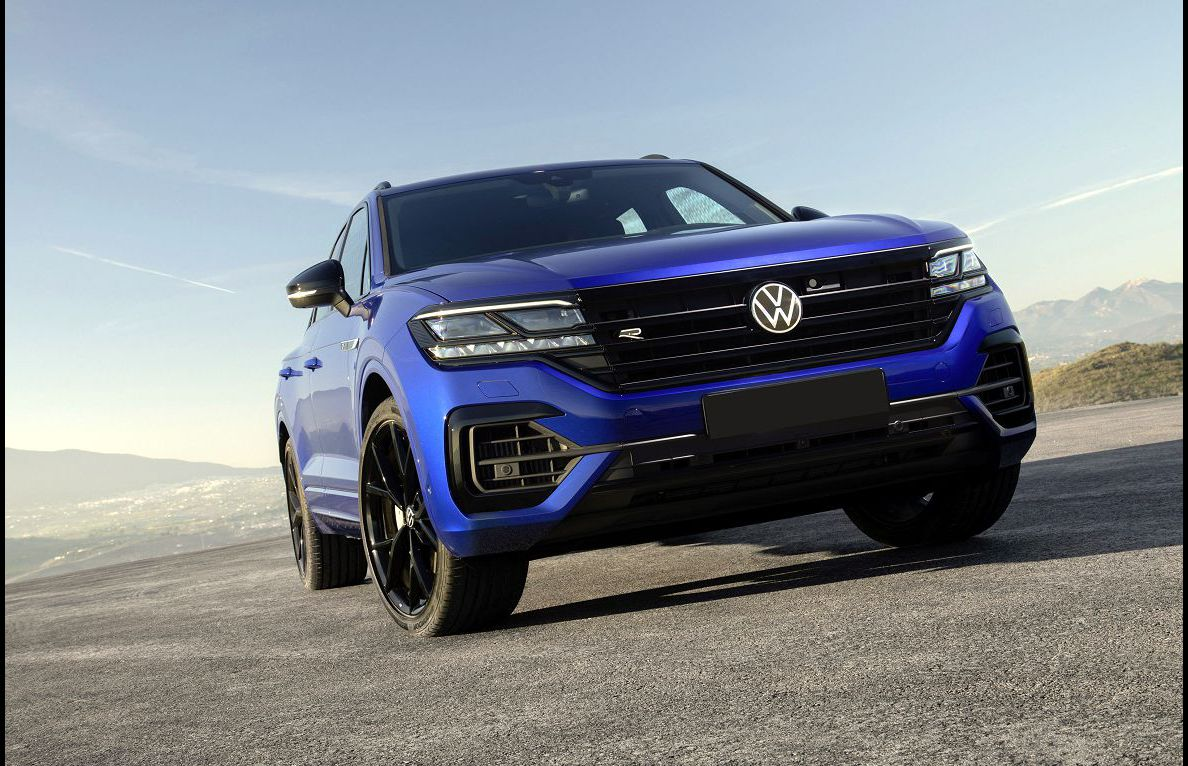 2022 Vw Touareg Of What Weight Dimensions Battery