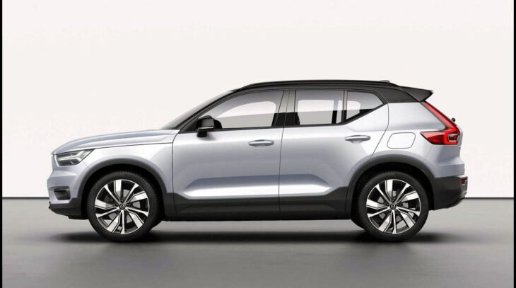 2022 Volvo Xc40 All Electric The Engine Release Date