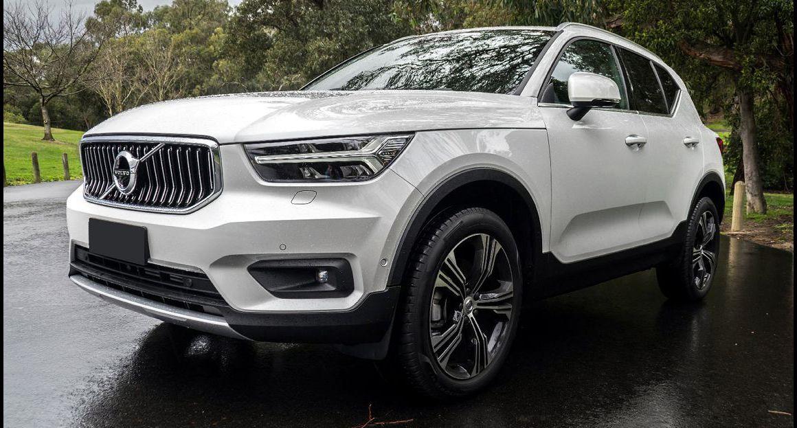 2022 Volvo Xc40 Cx40 2020 2021 Facelift Phev New