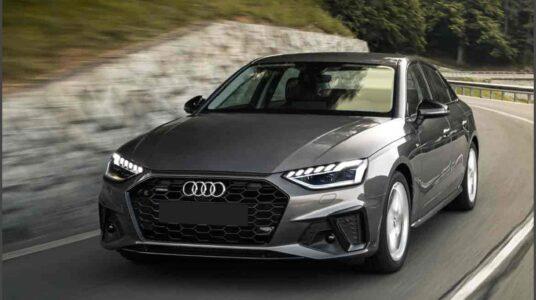2022 Audi A4 Convertible Dimensions Horsepower