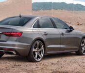 2022 Audi A4 Interior Spy Shots Model Allroad Avant