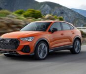 2022 Audi Q3 And Ambient Lighting Adaptive Cruise
