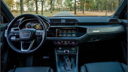2022 Audi Q3 Awd Apple Carplay All Wheel Drive Msrp