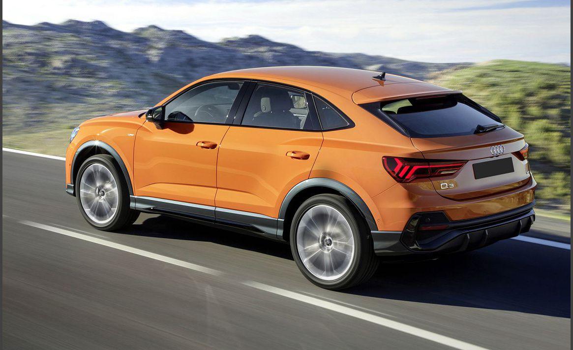 2022 Audi Q3 Control The A Build Buy 2019 Exterior