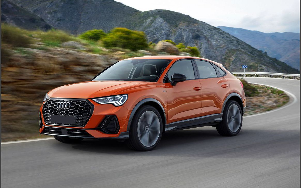 2022 Audi Q3 Finance Is An Reliable Black Battery