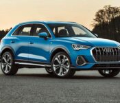 2022 Audi Q3 Replacement Blue Optic Package Rims Bike