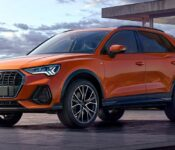 2022 Audi Q3 Sportback Facelift New Restyling Competitors