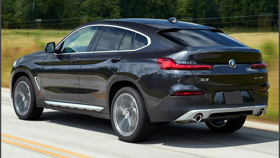 2022 Bmw X4 B&k Coupe Competition Cost Certified