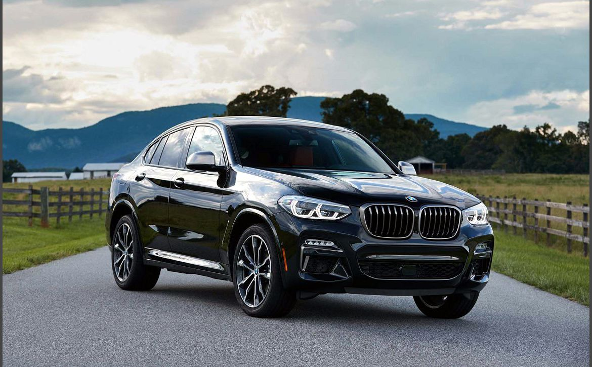 2022 Bmw X4 Pre Owned Cargo Space Convertible Competitors