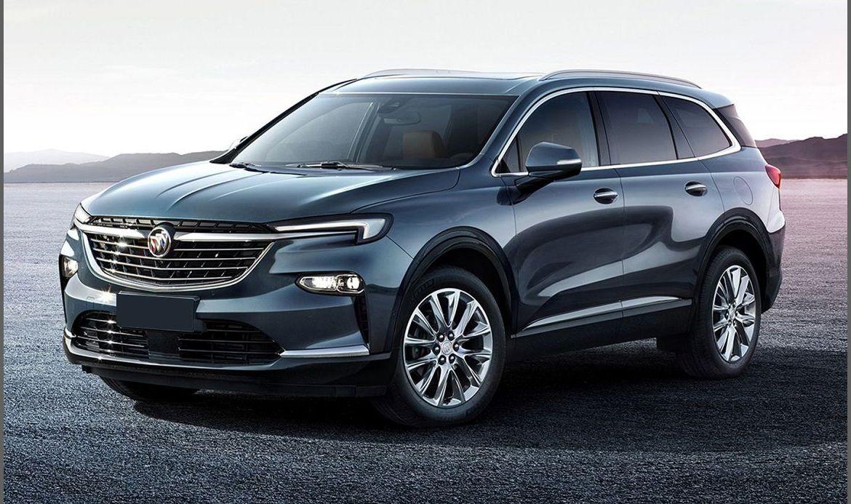 2022 Buick Enclave Interior Exterior Price Specs