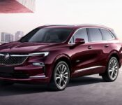 2022 Buick Enclave Lease Is All Wheel Drive Dimensions