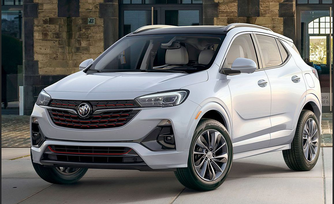 2022 Buick Encore Cost Convenience 2020 Competitors Check Engine