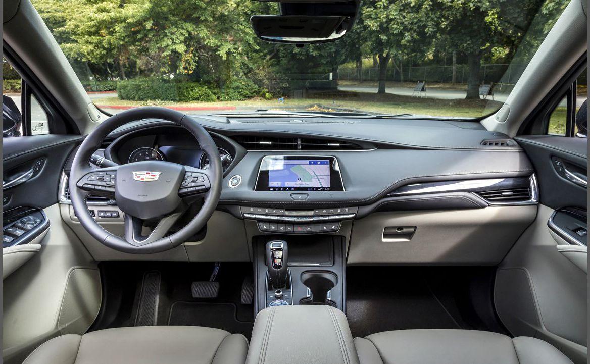 2022 Cadillac Xt4 2021 Xt5 Sport Engine 20t Images