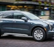 2022 Cadillac Xt4 Between Show Me Black Blacked Out