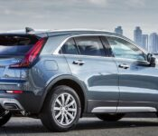 2022 Cadillac Xt4 Can Be Flat Towed Of Difference Release Date