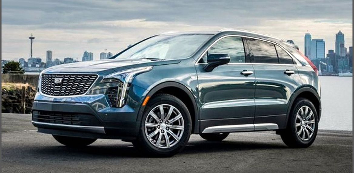 2022 Cadillac Xt4 Cost Chevy Equivalent Replacement Trim