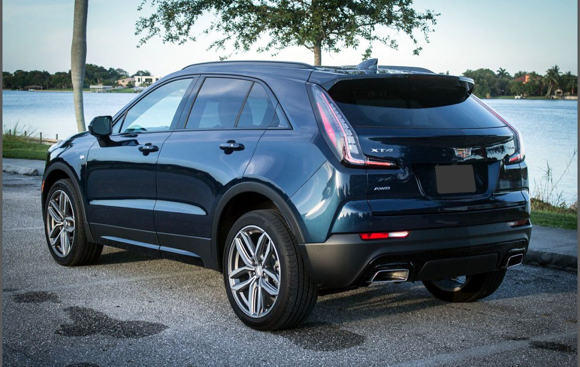 2022 Cadillac Xt4 Problems Accessories Awd And Autumn Metallic