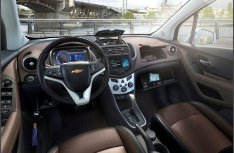 2022 Chevy Trax Cover C Harper Dimensions Deals Dash