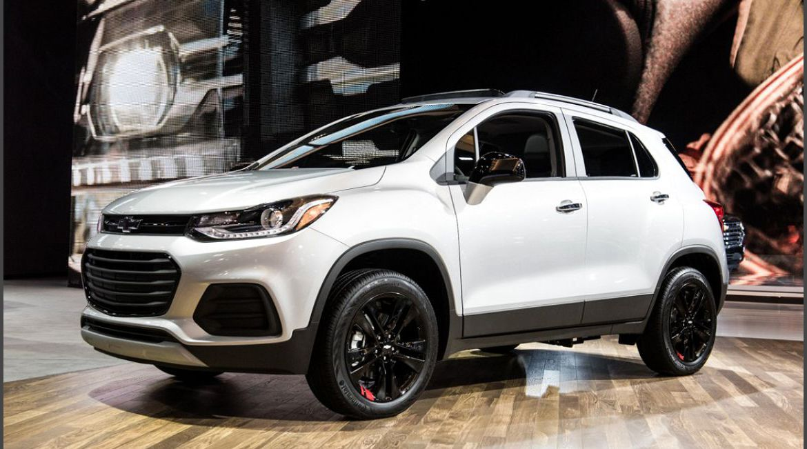 2022 Chevy Trax Review Activ Lease Horsepower Interior