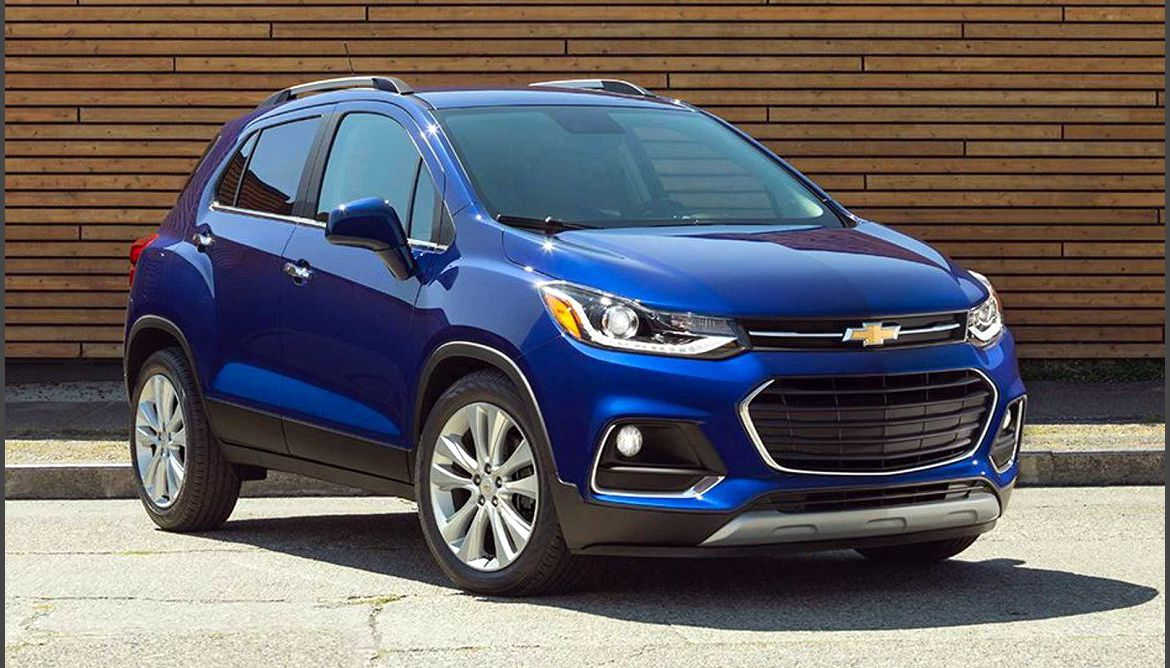 2022 Chevy Trax Towed Near Me Black Bolt Upgrades