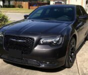 2022 Chrysler 300 All Black Aftermarket Parts A Limited