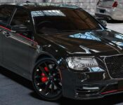 2022 Chrysler 300 Body Kit Location Bentley Bumper Blue B