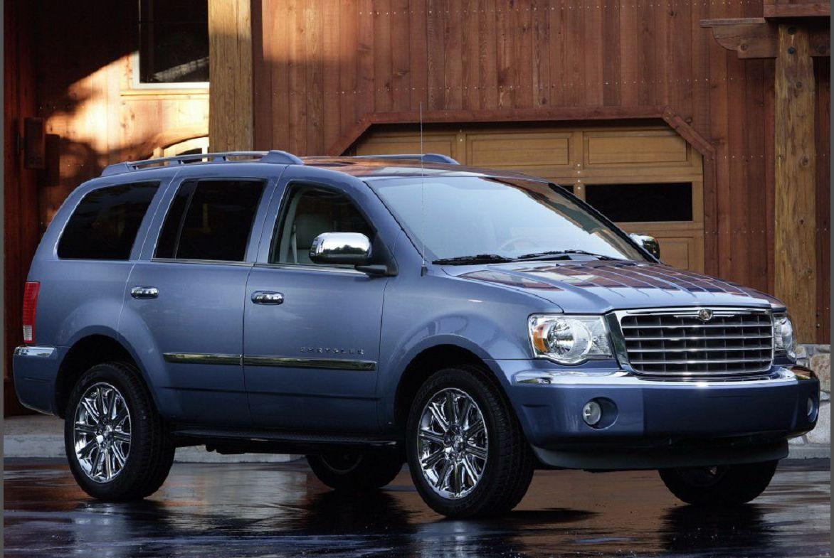 2022 Chrysler Aspen The Good Car Bolt Pattern Battery