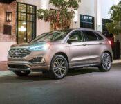 2022 Ford Edge Titanium Interior Colors Redesign 2021
