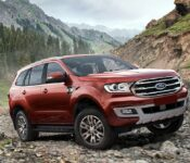 2022 Ford Endeavour Automatic All Models Australia Auto Parking