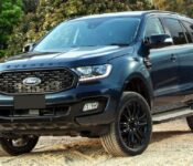 2022 Ford Endeavour Bhp Boot Space Cost In Colours Interior Images