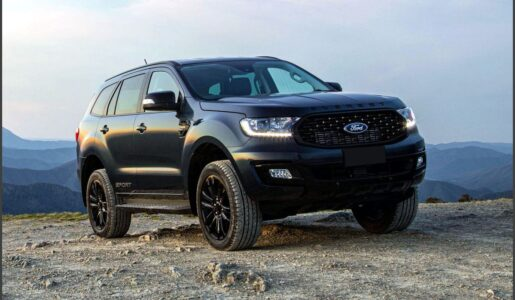 2022 Ford Endeavour Sport Vs Toyota Fortuner Average Accessories