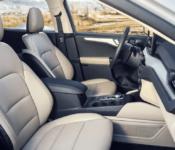 2022 Ford Escape Blue Build Size Coil B Shift Interior Specs
