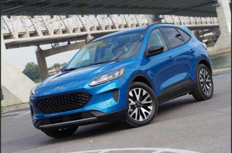 2022 Ford Escape Hybrid Titanium St Colors 2021 2023
