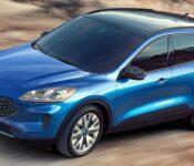 2022 Ford Escape Space Cabin Cost Check Engine Light