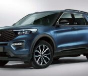 2022 Ford Explorer 2020 Accessories Awd Alternator Aftermarket