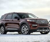 2022 Ford Explorer St Sport Xlt Colors Platinum Price Review
