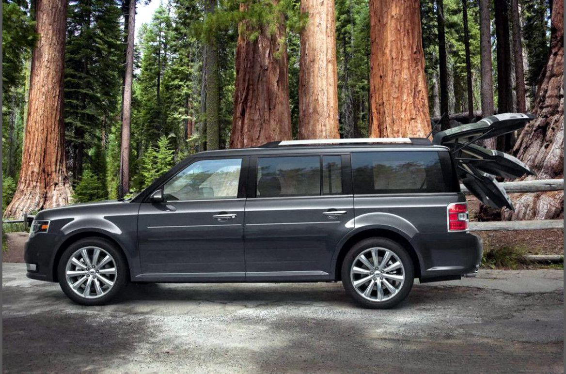 2022 Ford Flex Custom Camper Conversion Cabin Colors Cost