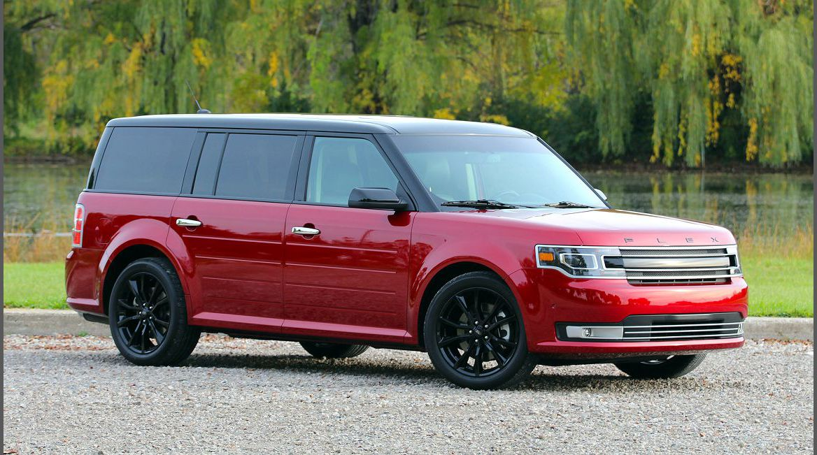 2022 Ford Flex Towing Capacity Interior Limited Awd Accessories Aftermarket