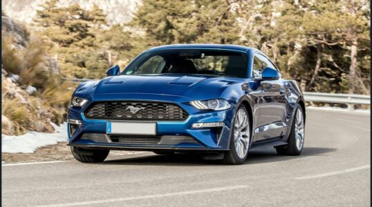 2022 Ford Mustang Gt 2023 For Sale Gt350 Insurance Cost