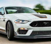 2022 Ford Mustang Gt Cobra Inside Performance Interior