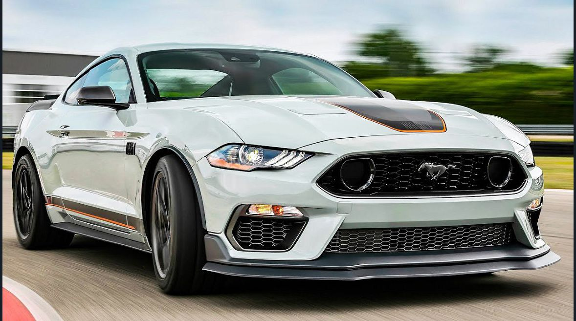 2022 Ford Mustang Cobra