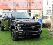 2022 Ford Super Duty Interior Update Redesign Rumors Spied