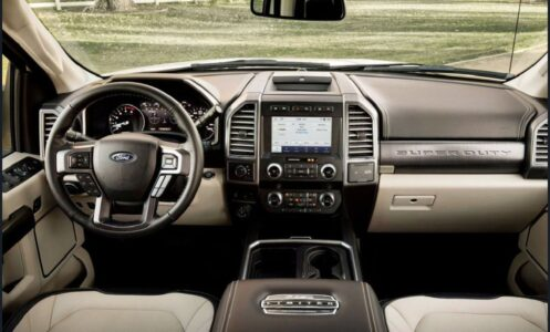 2022 Ford Super Duty Is Diesel Lease Generations Of Length Dimensions