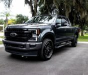 2022 Ford Super Duty Upgrade Brochure Bumper B&w Hitch B&o